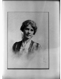 Mabel Fillmore Portrait, April 10, 1915