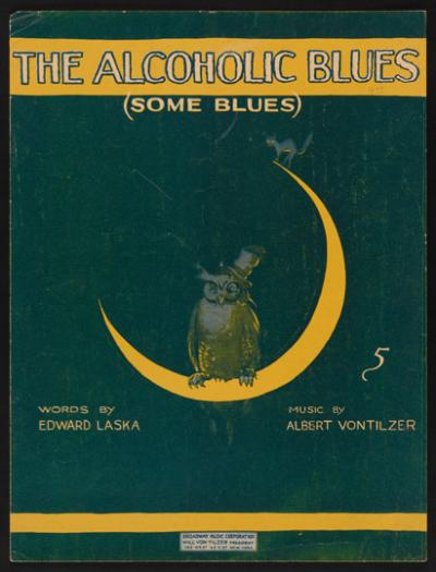 The Alcoholic Blues (Some Blues), cover